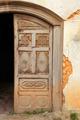 Antique wooden door - PhotoDune Item for Sale