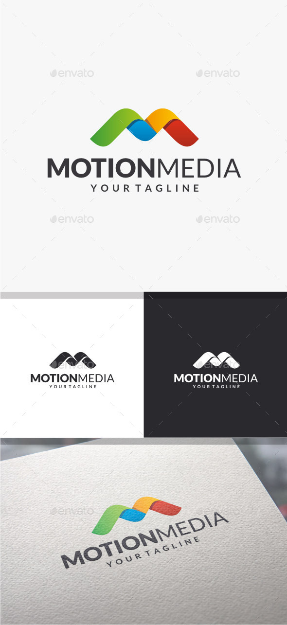 GraphicRiver Motion Media 10594400