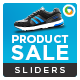 Product Sale Slider - GraphicRiver Item for Sale