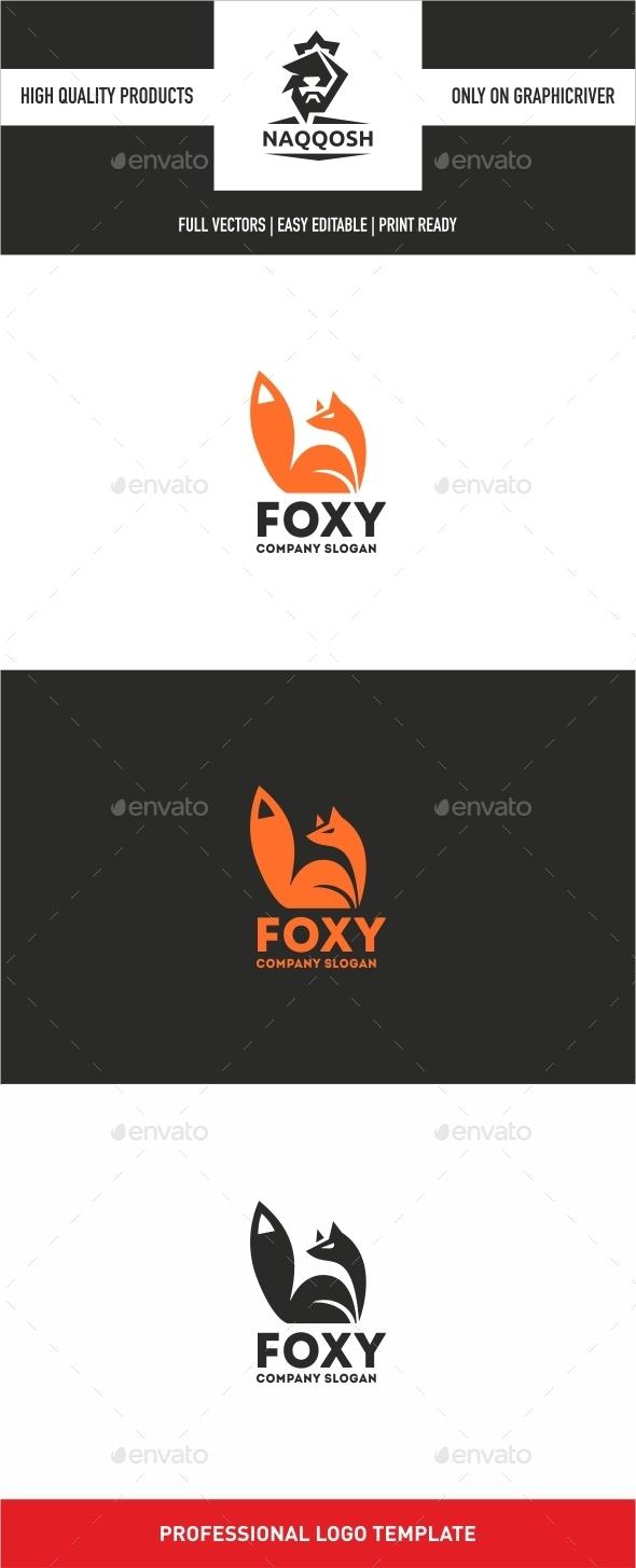GraphicRiver Foxy 10595106