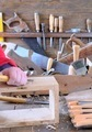 Carpenter working. - PhotoDune Item for Sale