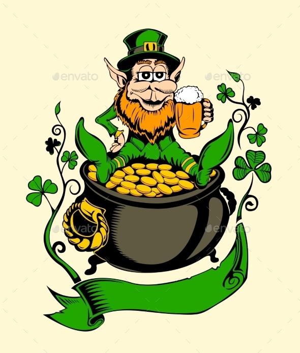GraphicRiver St Patrick Image 10595511