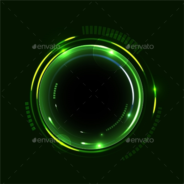 GraphicRiver Abstract Circles Background 10595801