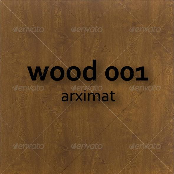 3DOcean Wood 001 Arximat 132697