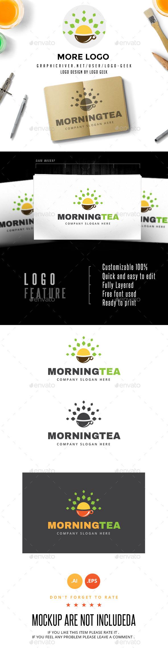 GraphicRiver Morning Tea 10597052