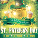 Saint Patricks Day Green Flyer - GraphicRiver Item for Sale