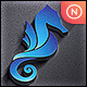 Sapphire Horse - GraphicRiver Item for Sale