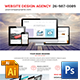 Website Design Agency Flyer - GraphicRiver Item for Sale