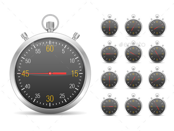 GraphicRiver Timers 10597405