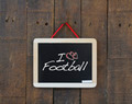 I love football. - PhotoDune Item for Sale