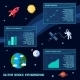 Space Infographic Set - GraphicRiver Item for Sale