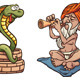 Snake Charmer - GraphicRiver Item for Sale