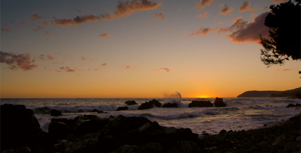 Mediterranean Sunset 2