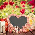 Heart shape blackboard blank - PhotoDune Item for Sale