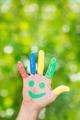Happy hand - PhotoDune Item for Sale