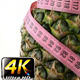 Pineapple and Measurement - VideoHive Item for Sale