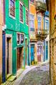 Alleyway in Porto, Portugal - PhotoDune Item for Sale