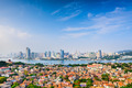 Xiamen China Cityscape - PhotoDune Item for Sale