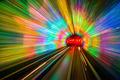 Tunnel Motion Blur - PhotoDune Item for Sale