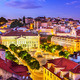 Rossio Square of Lisbon - PhotoDune Item for Sale