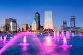 Jacksonville, Florida downtown skyline. - PhotoDune Item for Sale