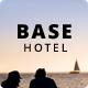 Base Hotel - Responsive Booking & Gallery Template