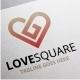 Love Square - GraphicRiver Item for Sale
