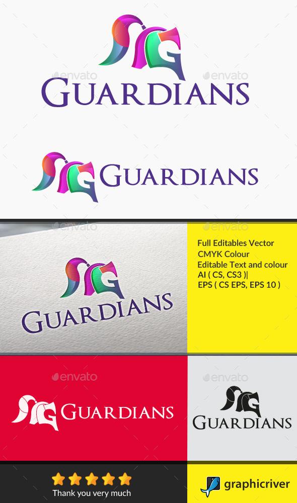 GraphicRiver Guardians Letter G 10599418