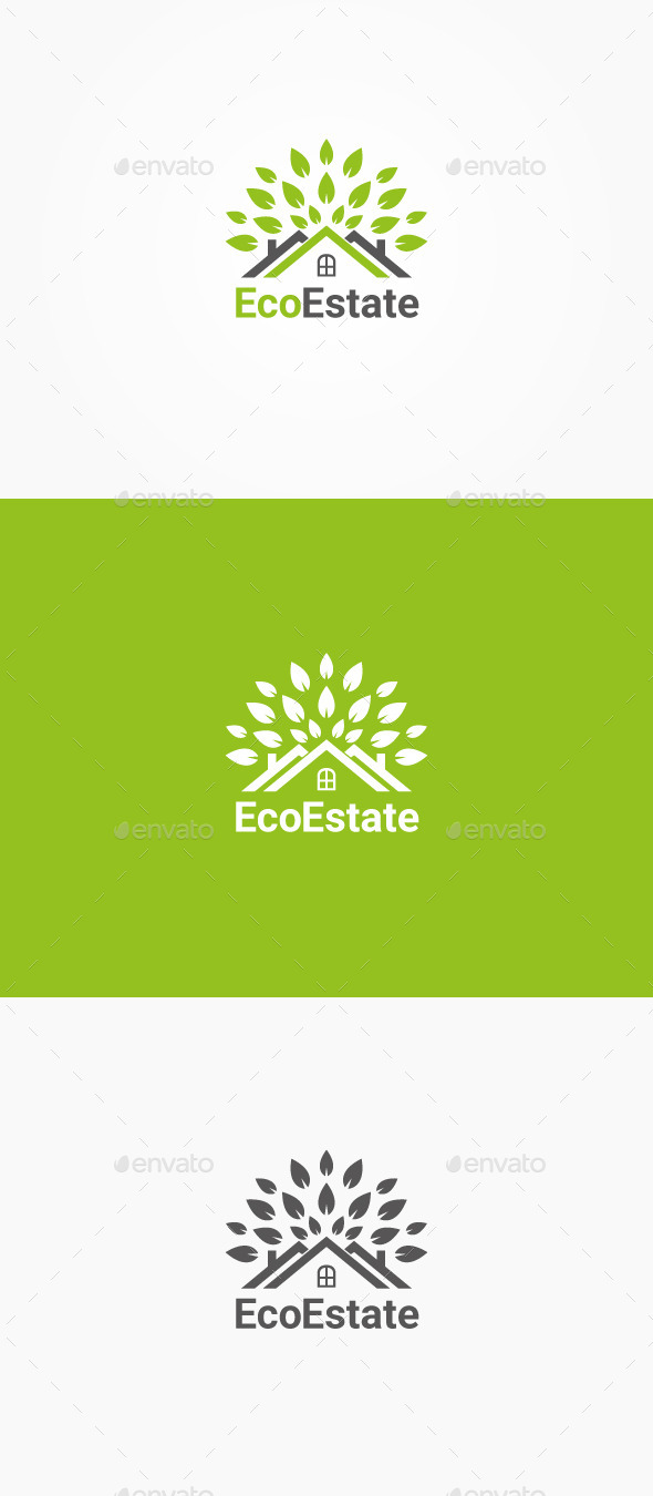 GraphicRiver Eco Estate 10599632