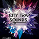 City Trap Sounds Party Template - GraphicRiver Item for Sale