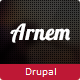 Arnem - Creative One Page Parallax Theme - ThemeForest Item for Sale