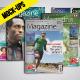 Brochure-Magazine-Newsletter Mock-ups - GraphicRiver Item for Sale