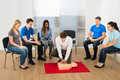 Resuscitation Training - PhotoDune Item for Sale