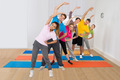 People Doing Fitness Exercise - PhotoDune Item for Sale