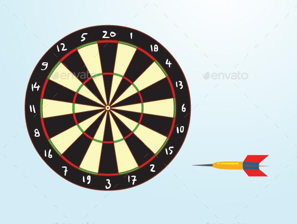 GraphicRiver Dart 10600360