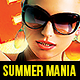 Summer Mania Party Flyer - GraphicRiver Item for Sale