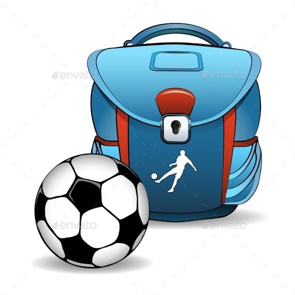 GraphicRiver Soccer Bag 10600751