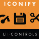 Iconify v2 - UI Controls - GraphicRiver Item for Sale