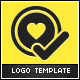 Love Match Logo Template - GraphicRiver Item for Sale