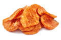Homemade sweet potatoes chips - PhotoDune Item for Sale