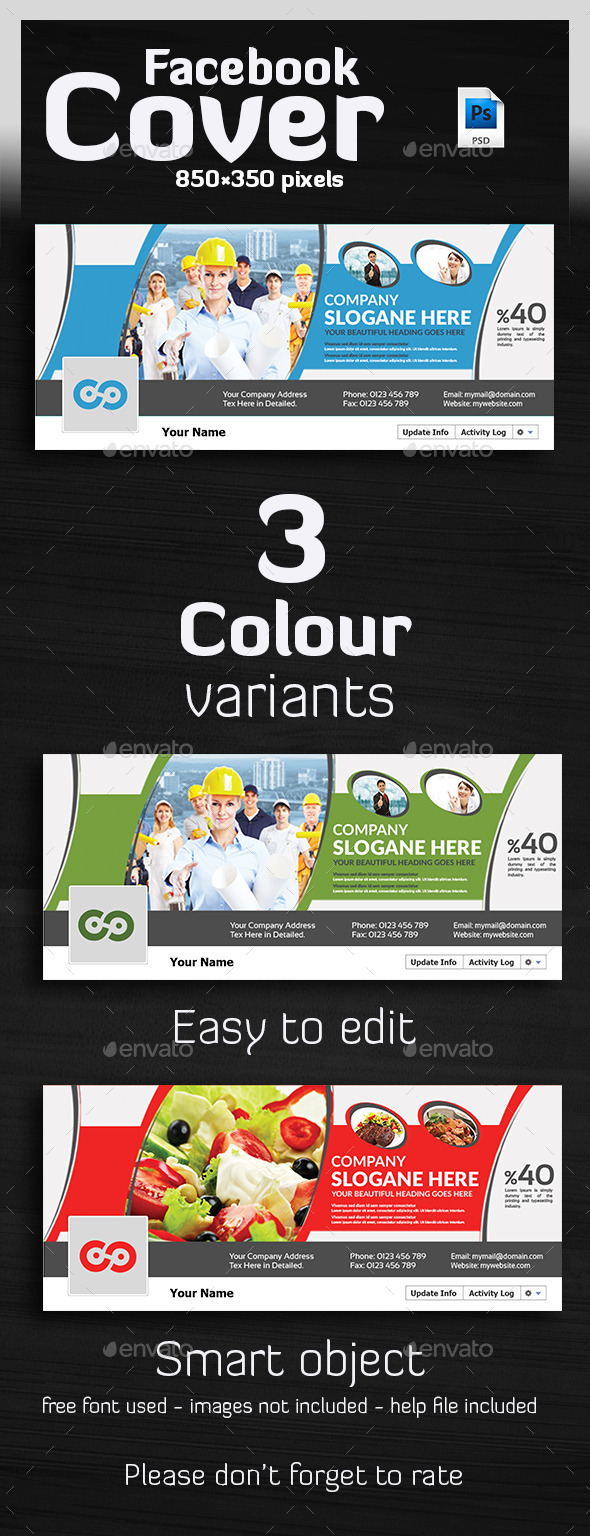 GraphicRiver Multipurpose Banner Timeline Template 10601194