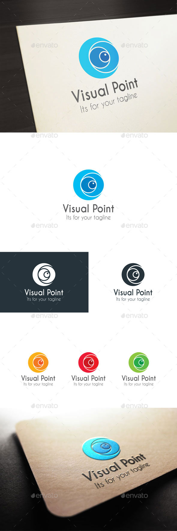 GraphicRiver Visual Point 10601424