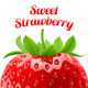 Sweet Strawberries - GraphicRiver Item for Sale