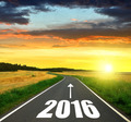Forward to the New Year 2016 - PhotoDune Item for Sale