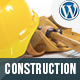 Construction - Building and Architecture WP Theme