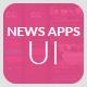 News Apps UI