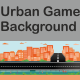 Urban Game Background  - GraphicRiver Item for Sale