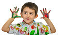 Kid painting - PhotoDune Item for Sale