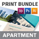 Apartment Real Estate Print Bundle - GraphicRiver Item for Sale