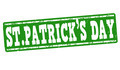 St. Patrick's Day stamp - PhotoDune Item for Sale